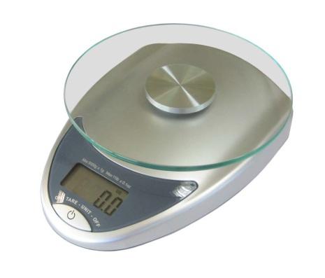 Bänkvåg LEM8-5 1g - 5kg