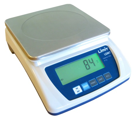 Bänkvåg LEM7 10kg