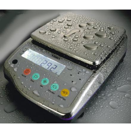 Precisionsvåg CJ-serien IP65 Vattentålig