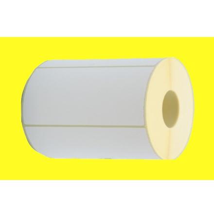 Självhäftande printeretikett / Vågetikett 56 x 25mm