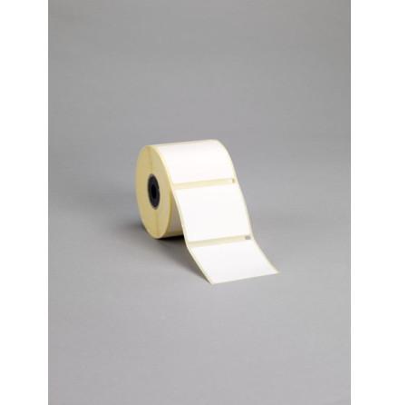 Självhäftande printeretikett / Vågetikett 56 x 45mm
