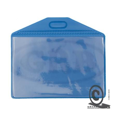 Stark plastficka CR80 kort