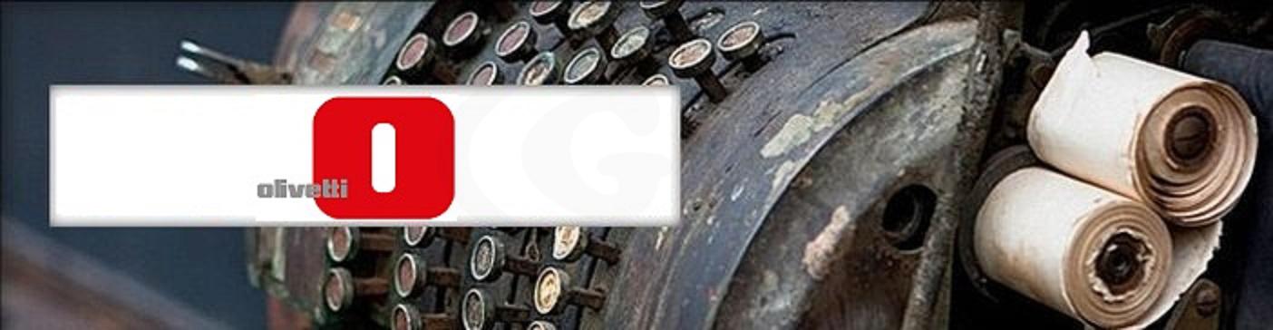 Olivetti kvittorullar