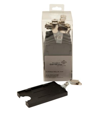 Passerkortshållare Reko 20 med clips B